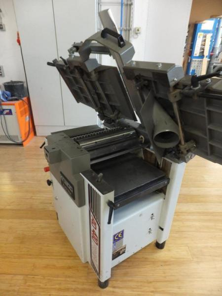 Surface and thickness planer